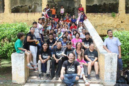 Imparten curso de verano científico a los meridanos 'más privilegiados'