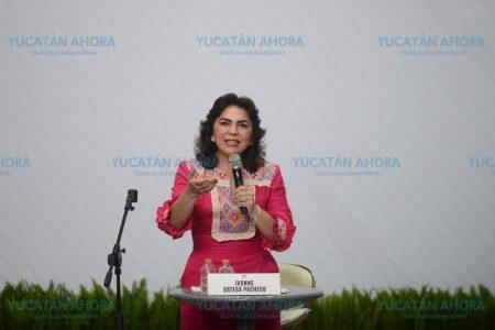 Ivonne Ortega denuncia graves anomalías previo a la elección del PRI