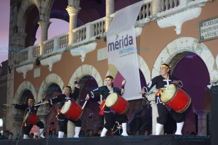 Japón y Mérida reafirman sus lazos culturales