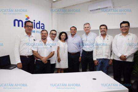 Abren Oficina de Gestión del Centro Histórico de Mérida