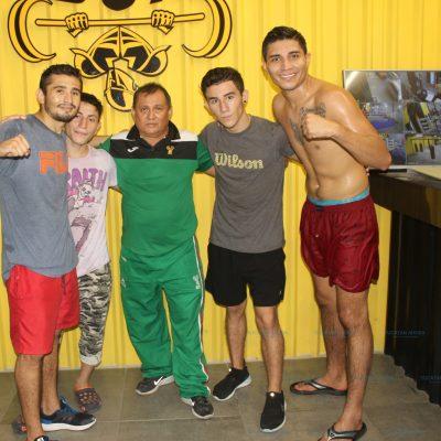 Nueva casa de los sueños del boxeo en Yucatán