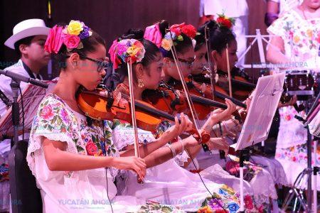 Orquesta Típica Infantil y Juvenil, ejemplo del desarrollo cultural de Yucatán