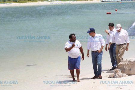 Sociedad y Gobierno trabajan para mantener las playas limpias