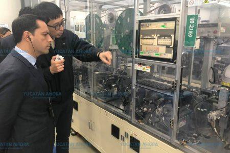 Ultiman detalles para la construcción de planta japonesa en Yucatán