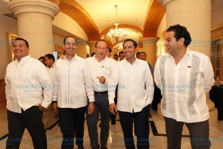 En Yucatán trabajamos de la mano con los municipios: Mauricio Vila