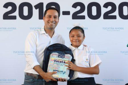 Mauricio Vila pone en marcha el programa 'Impulso Escolar'