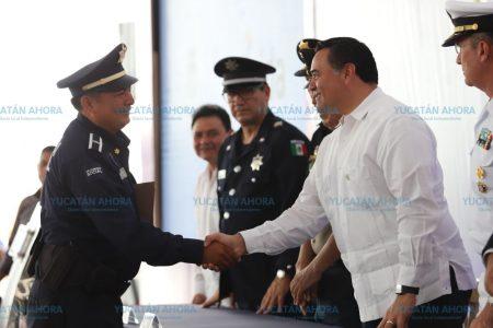 Mérida, siempre alerta para mantener su paz y tranquilidad