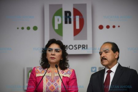 Convoca Ivonne Ortega a la militancia priista a vigilar la elección del domingo