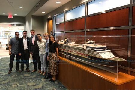 Yucatán se 'codea' con las navieras más importantes del mundo