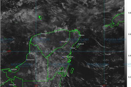 Onda tropical 25 provocará lluvias por la tarde