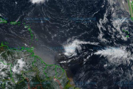 Se forma depresión tropical en el Atlántico
