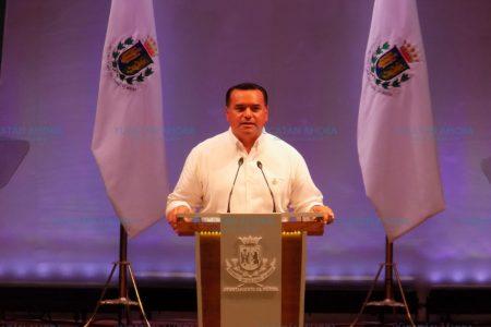 Renán Barrera le agradece al gobernador y lo llama amigo
