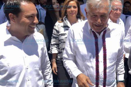 Mauricio Vila firma pacto para impulsar el desarrollo de Yucatán y el sur-sureste