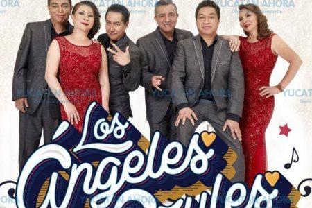 Regresan a Mérida Los Ángeles Azules con su tour 'Esto sí es cumbia'