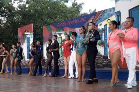 Crecen las emociones en el concurso de baile Expresión Sureste