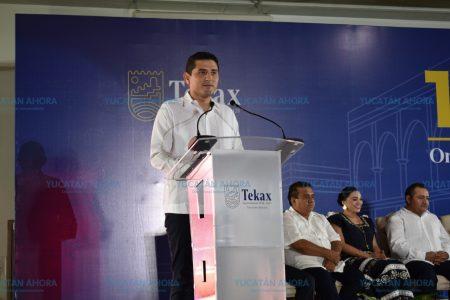 Estamos construyendo una nueva historia en Tekax: Diego Ávila