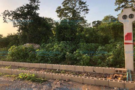 Dejan sin áreas verdes a Residencial San Antonio Hool-Dzityá