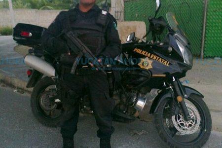 Un policía con trayectoria de 11 años y expediente limpio