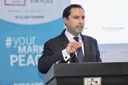 Histórica presencia en Yucatán de 30 laureados con el Nobel de la paz