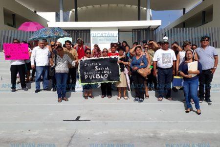 Ciudadanos piden juicio político contra el alcalde de Progreso