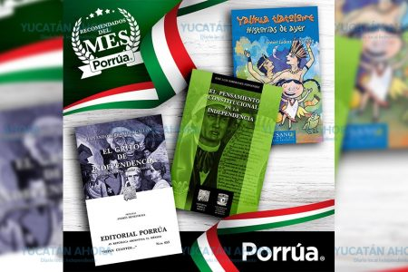 ¡Viva México! Tres libros recomendados para celebrar la Independencia
