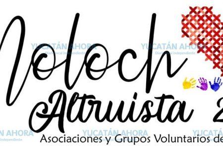 Asociaciones de Yucatán harán un 'Moloch Altruista' por primera vez