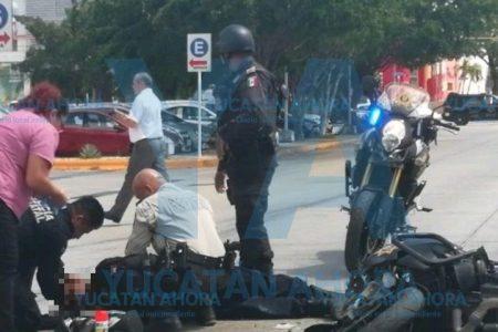 Atropella y mata a un policía por no respetar la luz roja del semáforo