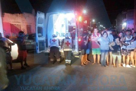 Trágico accidente en Progreso: muere niña pasajera de un triciclo