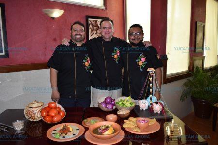 Yucatecos mostrarán a holandeses la magia del queso de bola