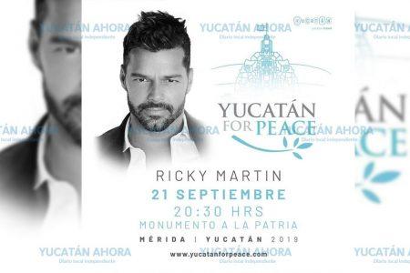 Canjea arroz o frijol por un boleto para el concierto de Ricky Martín