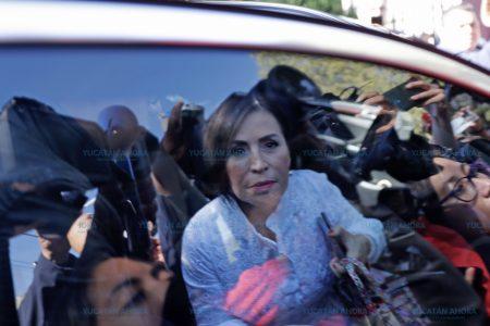Envían a prisión a Rosario Robles por ejercicio indebido