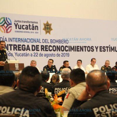 La Policía de Yucatán, con un gran valor humano