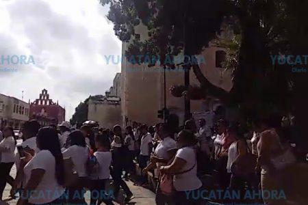 Dirigente magisterial quiere hacer protestas al estilo CNTE de Oaxaca