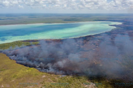 Sequía severa en la Península de Yucatán por el mes de julio más seco