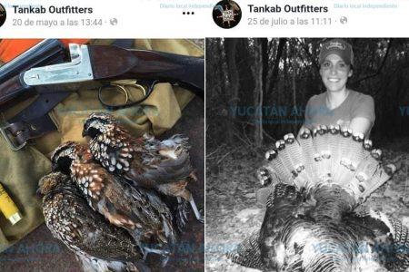 Animalistas denuncian a cazadores extranjeros en Yucatán