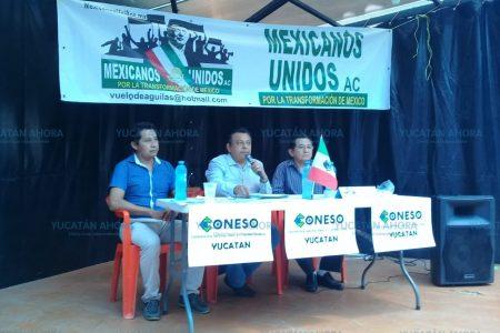 Aseguran que 'prianistas' quieren 'infiltrarse' a Morena en Yucatán