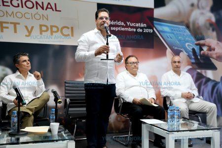 Llegan a Yucatán programas federales para la innovación