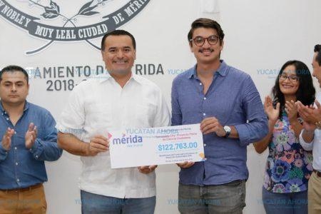 Renán Barrera fortalece el liderazgo de Mérida en materia cultural y sustentable