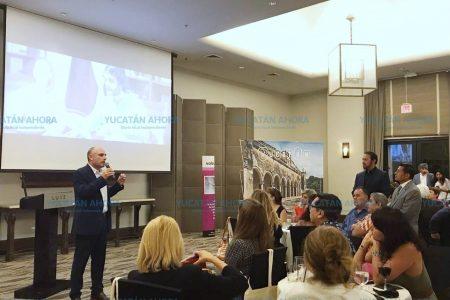Mérida fortalece lazos turísticos con ciudades de México y Estados Unidos