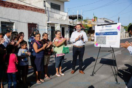 Mejorar las calles de Mérida, una prioridad para Renán Barrera