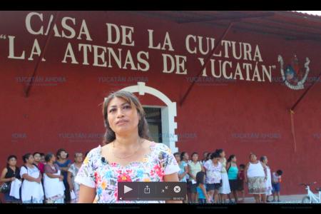 De edificio en ruinas a la Atenas de Yucatán