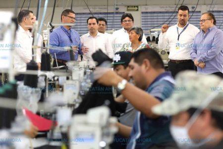 Yucatán, tercer lugar nacional en crecimiento en industria manufacturera