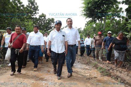 Abren caminos para que Yucatán sea más productivo