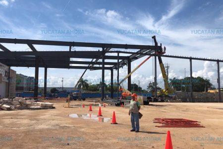 Avanza rápido la remodelación del Centro de Convenciones Siglo XXI