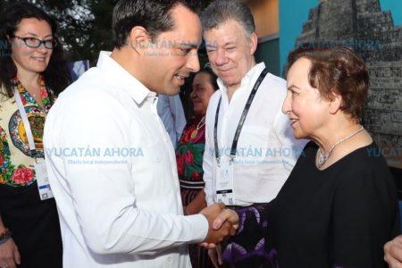 Activista iraní elogia la cultura y seguridad de Yucatán