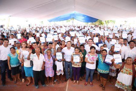 Yucatán, estado líder en acciones de vivienda