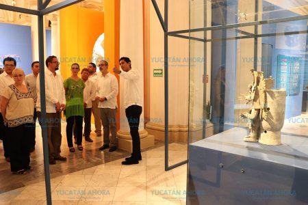 Firman convenio para promover legado y riqueza cultural de Yucatán