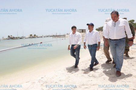 Más gente en las playas, más jornadas de limpieza
