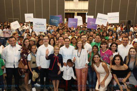 Premian tres proyectos yucatecos de transformación social
