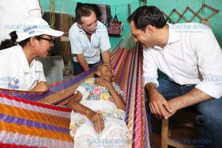 Con 'Médico a Domicilio' la salud está más cerca de los necesitados